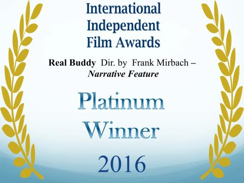 real buddy dir by frank mirbach narrative feature